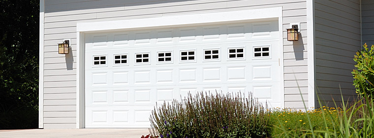 We Install Chi 2250 Garage Doors Curb Appeal