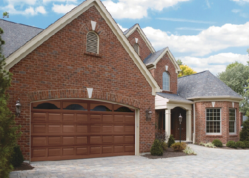 Clopay Classic Line of Wood Garage Doors