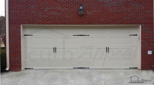 New Garage Door Installed In Alpharetta,GA