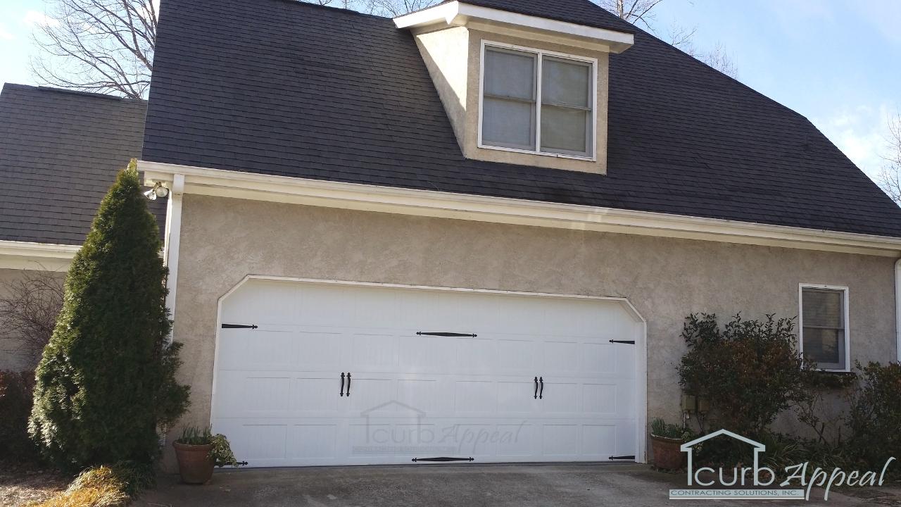 Garage Door atlanta garage door pictures : Garage Doors | Curb Appeal Contracting Solutions, Inc. Sugar Hill ...