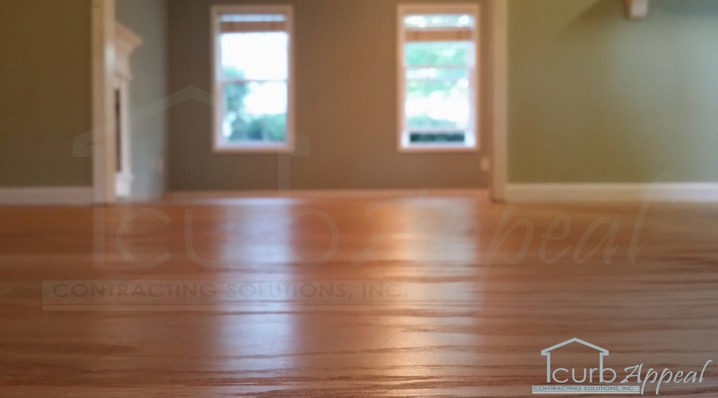 Hardwood Floor Install Buford