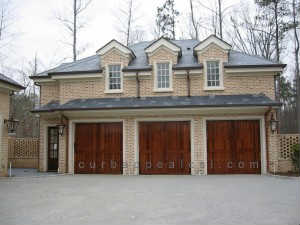 3 cedar garage doors in suwanee, GA
