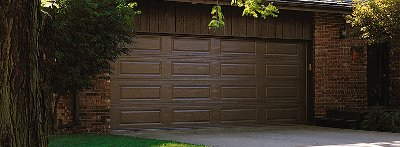 CHI garage doors available in the Atlanta area