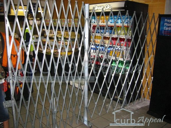 Folding Gate Installation And Repair. Atlanta, GA