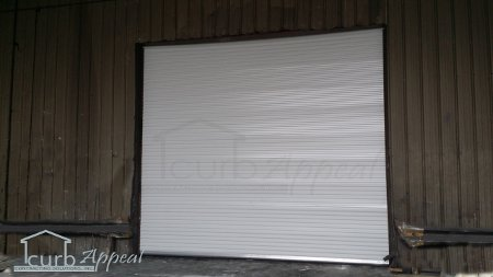 oversized rollup door buford