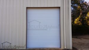 New Rollup Door Installed In Gainesville, GA